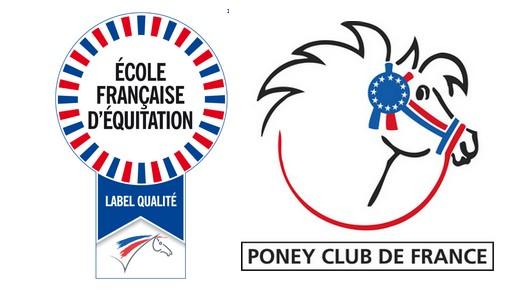 Labels Poney Club de France